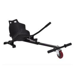 Hoverkart Negru (hoverseat, scaun) compatibil cu hoverboard de 6.5 inch si 10 inch