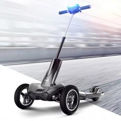 TransBoard Mercane M1 electric, Skateboard,  tensiune 48V, motor 500W, Culoare Negru