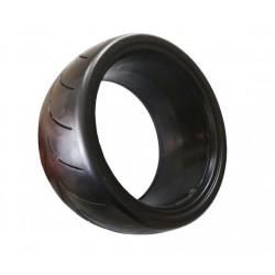 Cauciuc, Anvelopa Mercane Wide Wheel 8 Inch x 10 cm