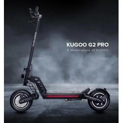Trotineta electrica KUGOO G2 Pro, 800 W, Baterie 13 Ah, roti 10 inch