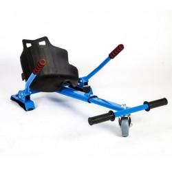 Hoverkart Albastru (hoverseat, scaun) compatibil cu hoverboard de 6.5 inch si 10 inch