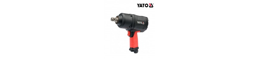 Scule pneumatice Yato, scule, pistoale pneumatice, tubulare impact,